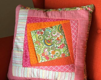 Pillowcase Color-Punch