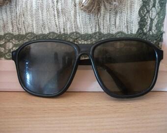 Vintage Sunglasses USSR 80s Retro style Old style sunglasses Soviet vintage sunglasses