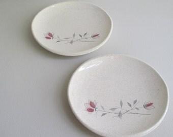 Franciscan Duet Bread & Butter Plate Set Of 2
