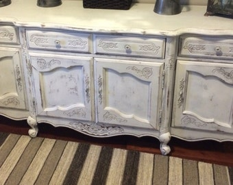 SOLD.......BUFFET/DRESSER