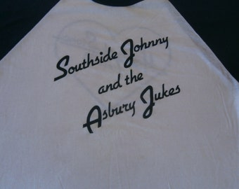 Southside Johnny Hearts of Stone Tour Shirt