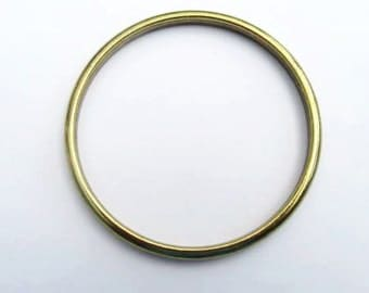 """Metal ring of 65 mm for the pendant """"JUDITH"""""""