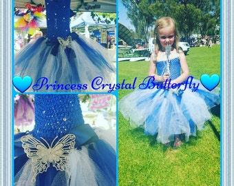 Princess Crystal Butterfly