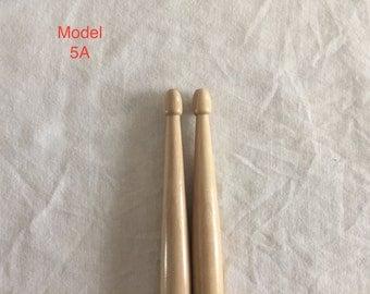 5A-sticks Drums Drumstick
