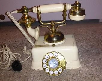 Vintage victorian princess telephone