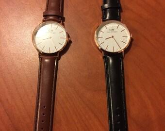 Custom Daniel Wellington Watches