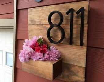 Address Planter