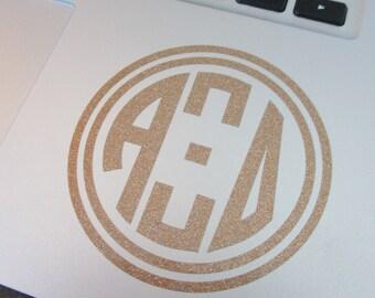 Alpha Xi Delta Circle Monogram