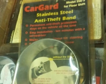 classic car anti theft collar
