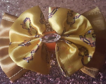 Retro Chocobo Hairbow