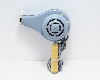 Handy Hannah Hair Dryer Vintage Baby Blue, Working