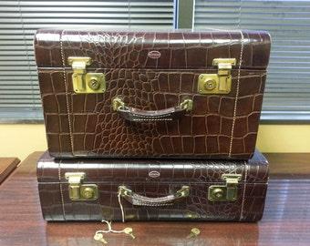 Vintage Towne Luggage