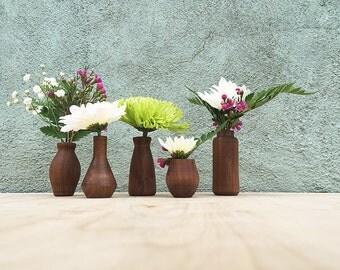 Mini Bud Vase Collection