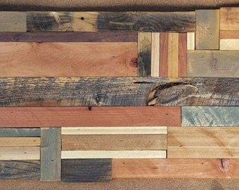 Reclaimed Wood Board
