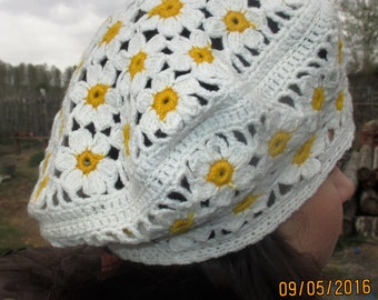 Beret takes the Flower meadow