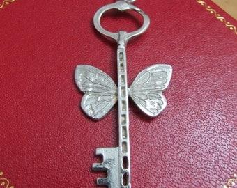 I said magic key