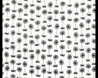 Timeless Treasures Spider & Webs C3371 100% cotton fabric by the yard,h127