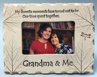 Grandma Frame, Grandma gift, best Grandma gift