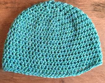 Crochet Wool Baby Hat