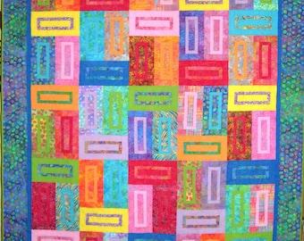 Tikki Man Quilt Pattern