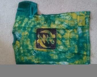 M Ghana Print Tshirt