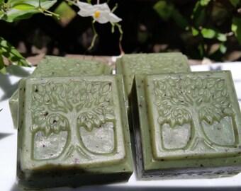 Garden Soap (guest size)