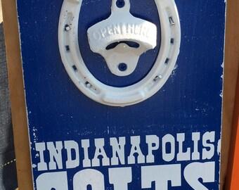 Colts Bottle Opener