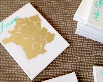 Custom Table Names | Gold Map