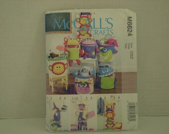 McCalls Crafts M6624 Pattern