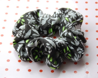 Scrunchies ponytail hair band scrunchie handmade soft hair tie