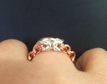 Microring Ring