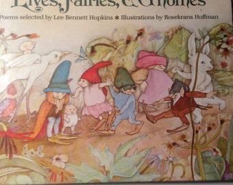 Elves, Fairies, & Gnomes