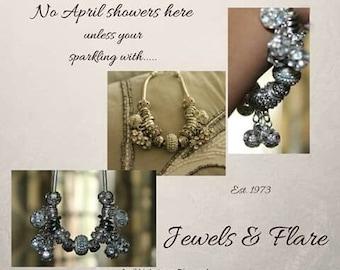 April Sparkle bracelet