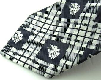 Mens Vintage Neck Tie By HATHAWAY , Circa 1970'S
