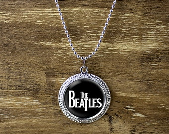 The Beatles necklace, The Beatles pendant