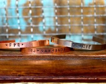 The Personalized Bracelet