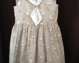 White Rabbit Sailor Dress