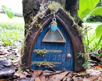 Fairy Door Gnome Door Fairy Garden Accessory Fairy Garden Kit Terrarium Kit & Fairy door | Etsy pezcame.com