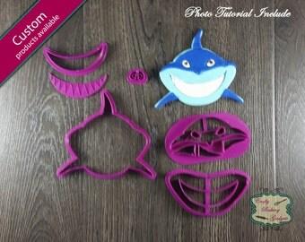 Shark - Deluxe Cookie Cutter