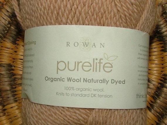 Organic Naturally Dyed Yarn