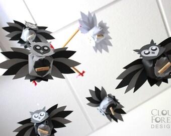 Harry Potter Paper Owl Mobile