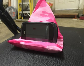 Custom cell phone pouches and holders
