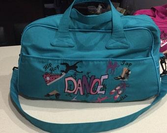 Customised Dance Bags