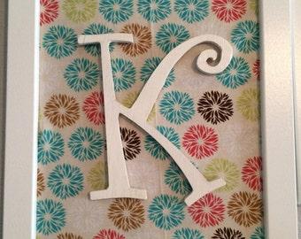 Wall Letter Art