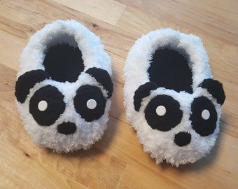 Animal Slippers- Panda or Gator shoes