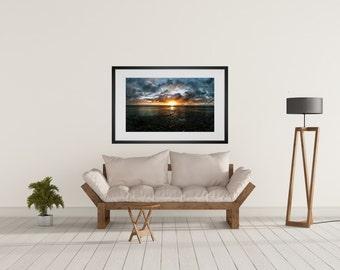 Photographic Metallic Prints: Long Island Passage