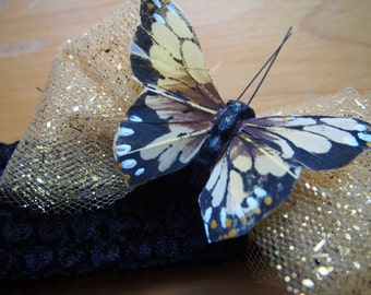 Lighting Butterfly Fantasy Bow
