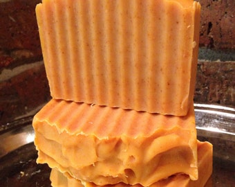 Lavender Tea Tree Goats Milk all natural handcrafted soap