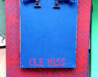 Ole Miss frame