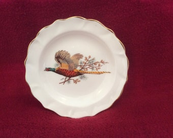Duchess Game Day Pheasant Pin Dish (Last chance to buy, this item will not be relisted)
